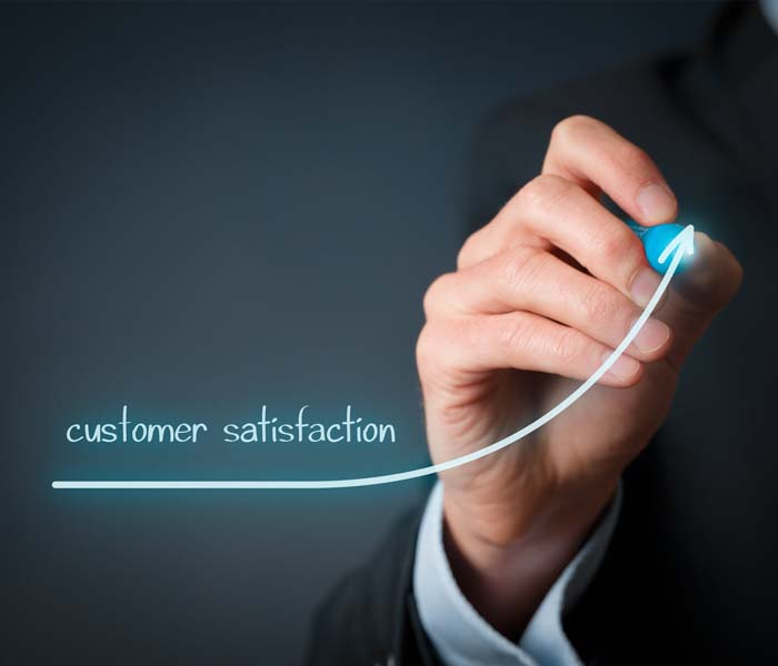 Customer Satisfation