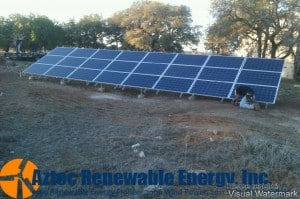 Aztec Renewable Energy – Solar Power Installation
