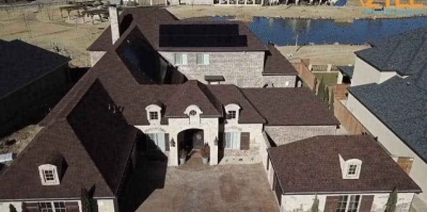 Solar Panel Installation Lubbock Texas Call 1 866 933 6344